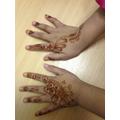 Jasmine's Mendi patterns