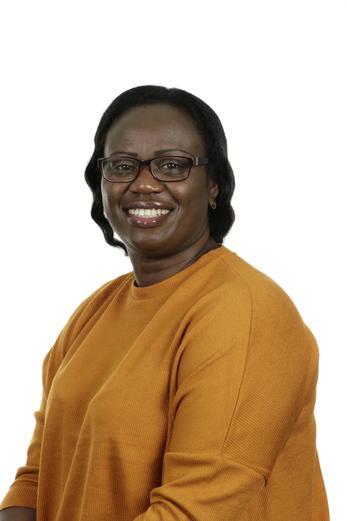 Mrs B Adjei-Badu Nursery Nurse