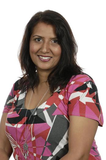 Mrs M Mistry Early Years Leader