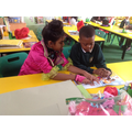 We read our books with children from Year6.