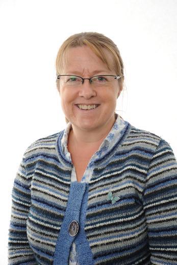 Mrs M. Withrington, EAL Leader