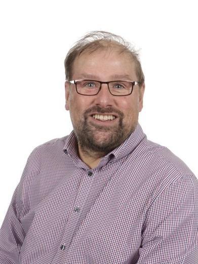 Mr P Fitzpatrick Assistant Headteacher