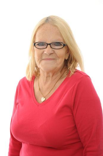 Mrs D. Jones  Senior Mid-day Supervisor