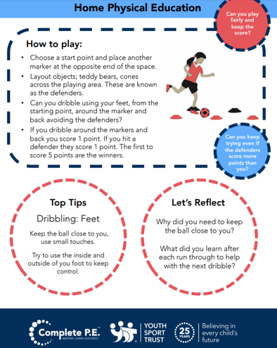 Have a go at this activity at home!