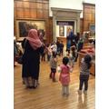 Nursery Visit to Cartwright Hall