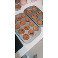 Zayn from Frog class making cookie cups