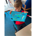 James' learning on Emily Kane Kngwarreye