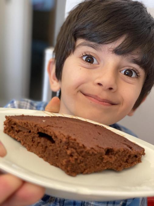 Arash's yummy cake