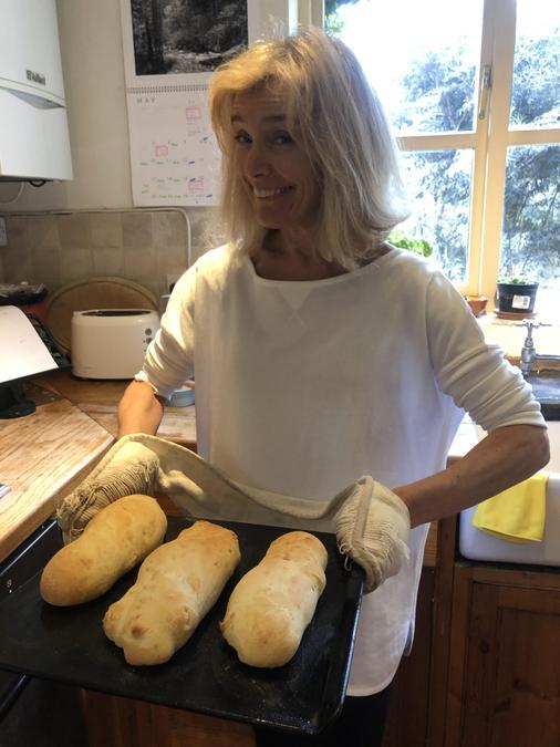 Mrs Mac's french bread