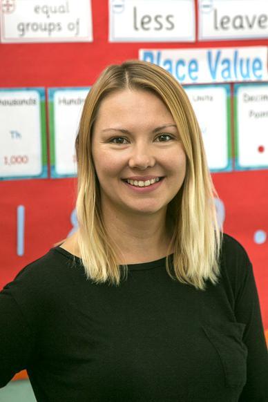 Mrs Figiel, Learning Support Practitioner
