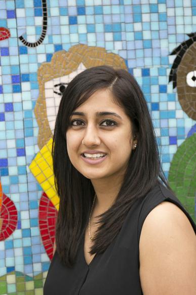 Mrs Sandhu, Finance Officer