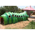 Nursery hungry caterpillar