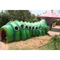 Nursery hungry caterpillar