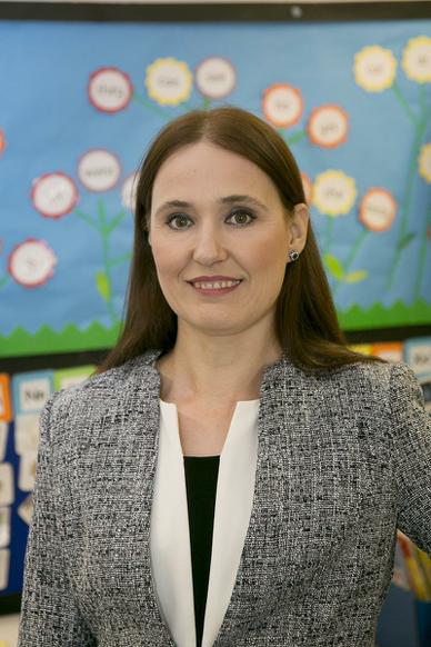 Mrs Isufi, Learning Support Practitioner
