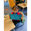 Arika's learning on Emily Kane Kngwarreye