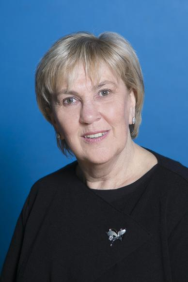 Val Cameron, Associate Governor and Assistant Head
