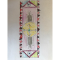 Diana in Tadpole's Esther Mahlangu inspired piece
