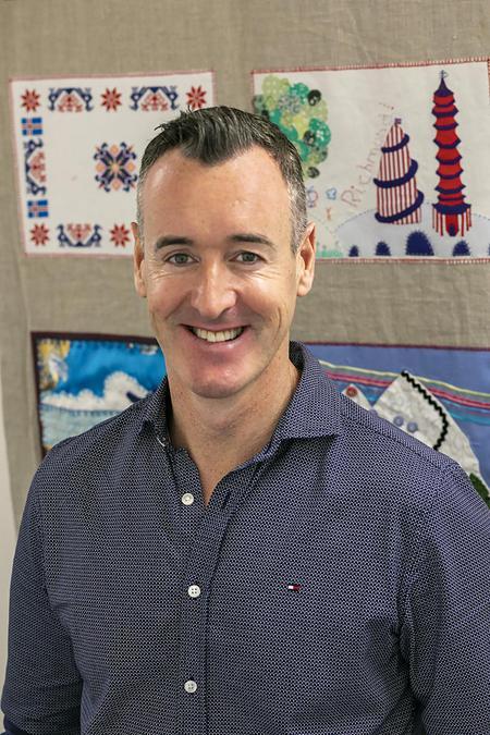 Mr O'Gara, Teacher