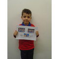 A project on Mo Farah by Casper- Year 1