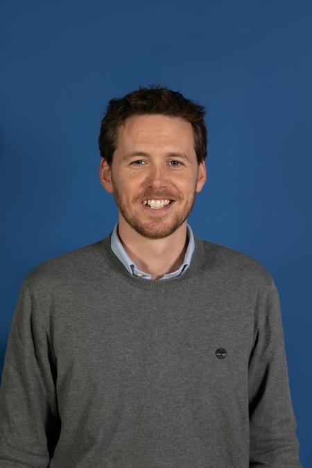 John-Paul Gentry, Deputy Head Teacher and Co-Opted Governor