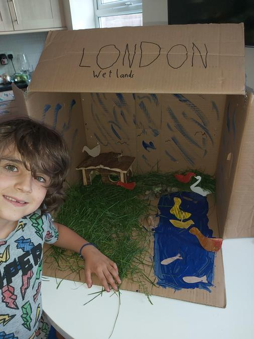 The Wetlands London by Thomas