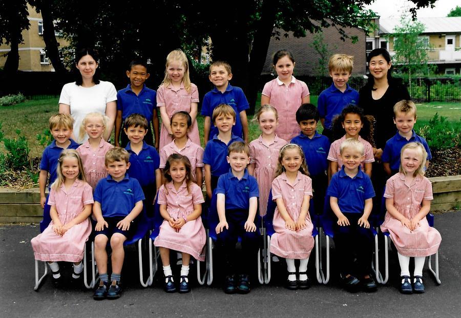 Miss McClenning's Year 1 class