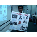 A project on Learie Constantine by Adi- Year 4