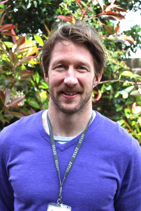 Mr Healy, PE Leader whole school