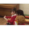 The children had prepared some tricky questions.