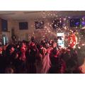 We even danced in snow!