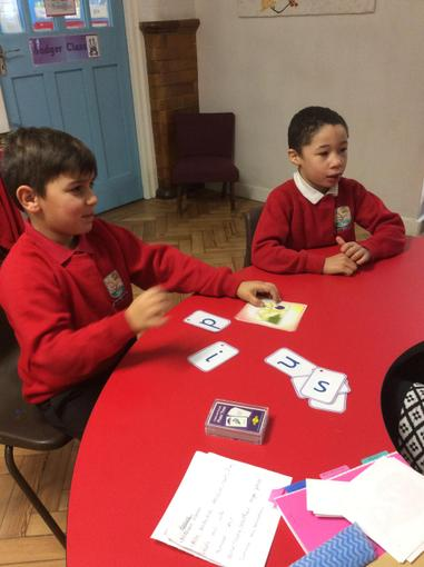 Learning new phonemes