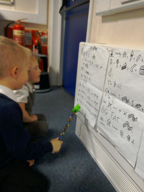 Reading our story map for T4W