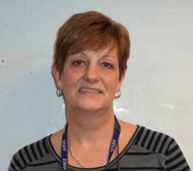 Mrs Harrison - SEN Teaching Assistant (Mon/Fri)