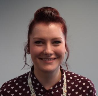 Miss Holmes - F2BH teacher and Foundation Leader