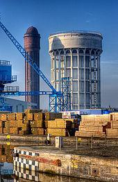 Salt and Pepper Towers