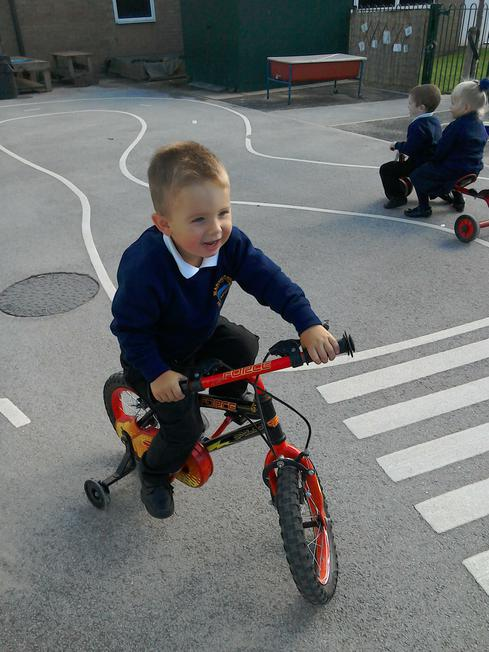 We loved the bikes!