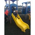 I enjoy the slide!