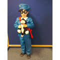 Postman Pat and his cat Jess