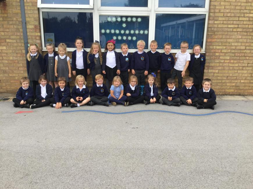 Our fantastic class!!