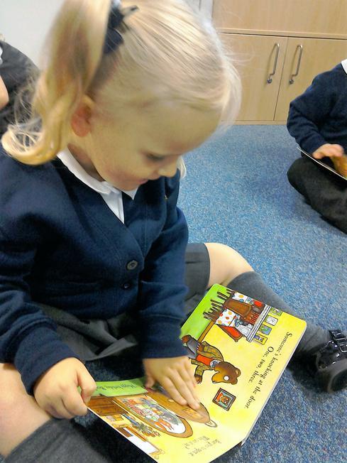 enjoying the stories!