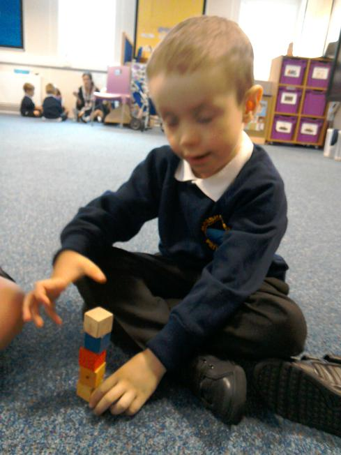 Building towers and counting