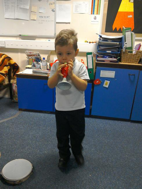 Exploring the musical instruments