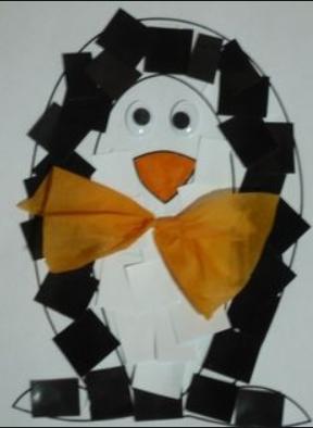 Collage Penguins