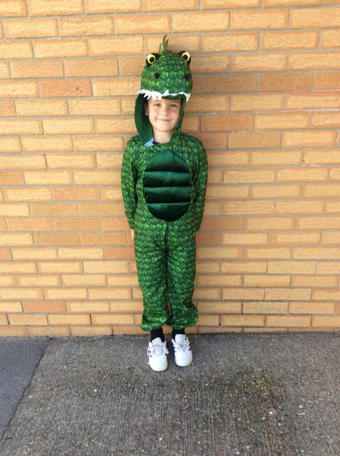 Enormours Crocodile