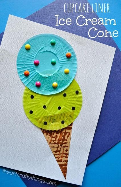bun case ice cream cones