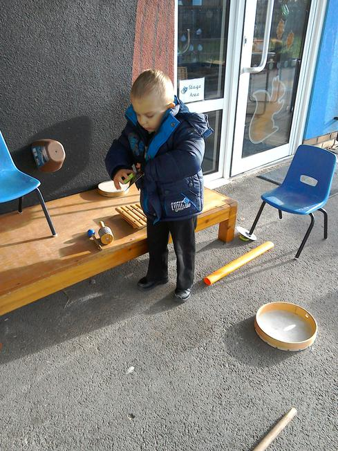 Investigating the sounds of different instruments