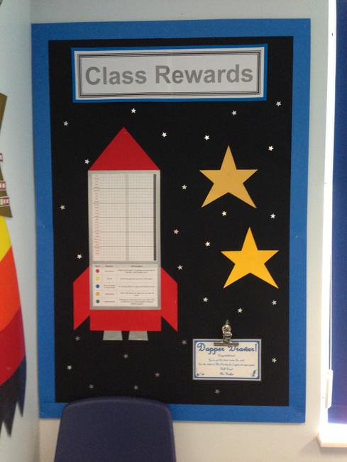 Lots of rewards to earn.
