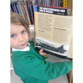 Carter found a ship that was bombed during WW2