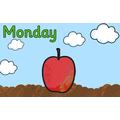On Monday...