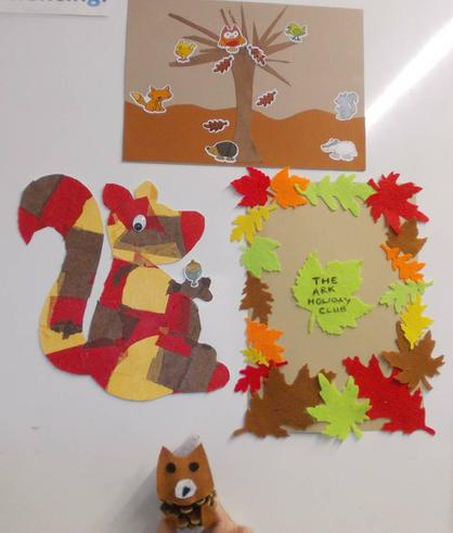 Autumn Free Craft